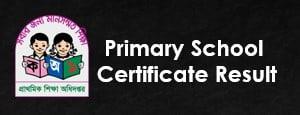 Primary School Certificate Result Logo