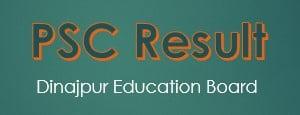 PSC Result Dinajpur Education Board