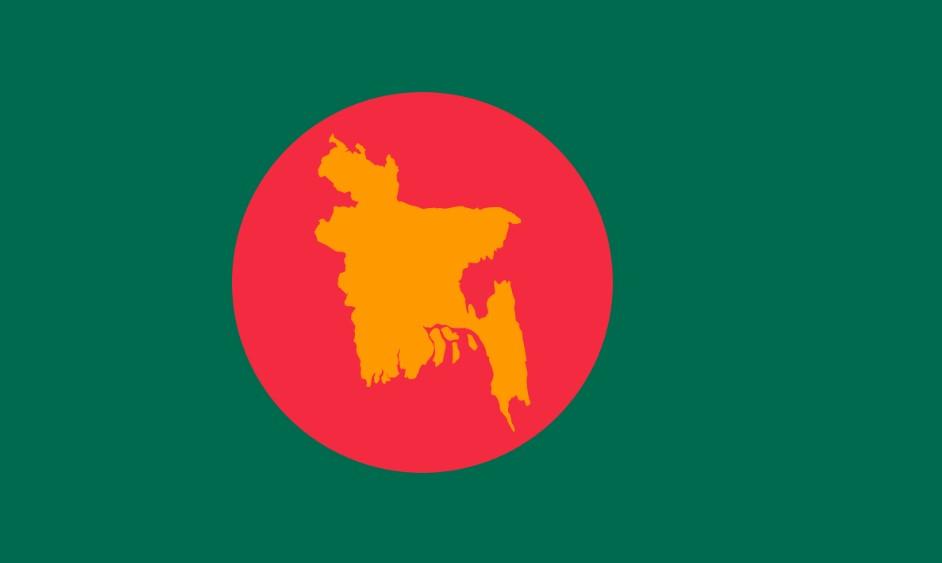 BIJOY DIBOSH Bangladesh Flag