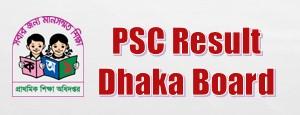 PSC Result Dhaka Board Logo