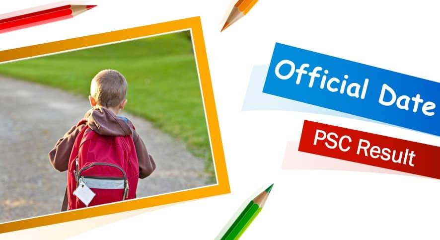 PSC Result Publish Date