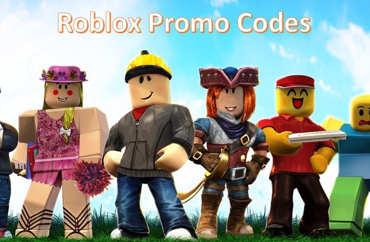 Roblox Promo Codes Image