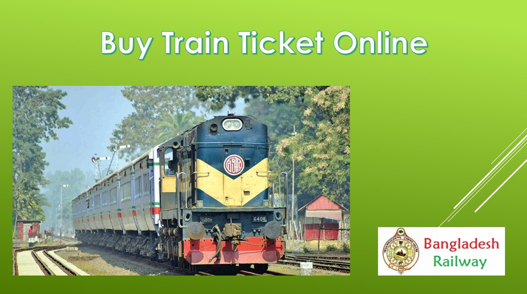 Bangladesh Railway Online Train Ticket