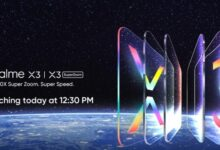 Realme X3 Series, Realme Buds Q Launching in India Today