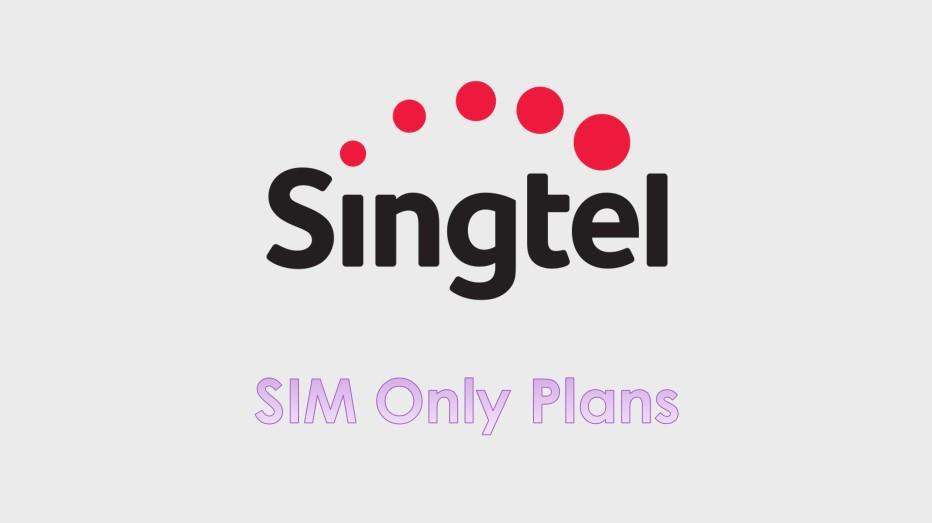 Singtel SIM Only Plans Image