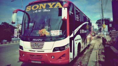 Sonya AC Bus