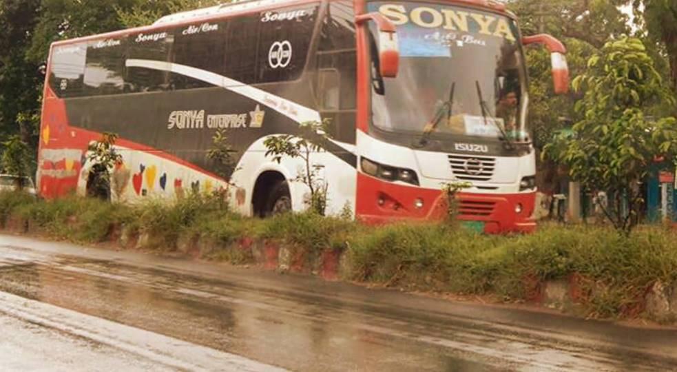 Sonya AC Bus Image