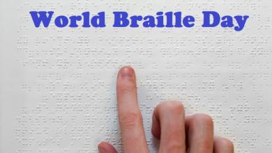 World Braille Day