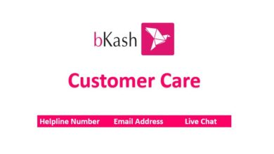 bKash Customer Care