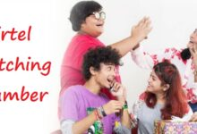 Airtel Matching Number
