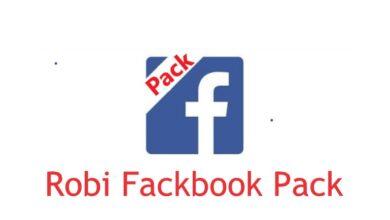 Robi Facebook Pack
