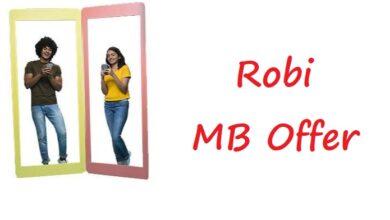 Robi MB Offer