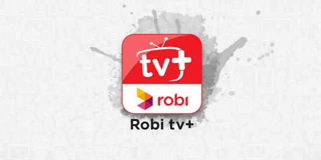 Robi TV Plus
