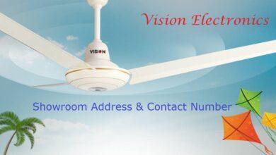 Vision Showroom Address