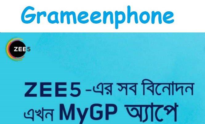 GP Zee5 Internet Pack