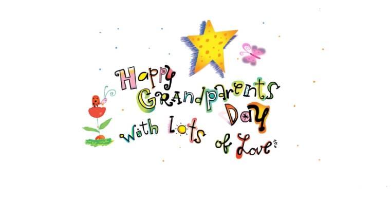 Happy Grandparents Day Arts