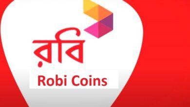 Robi Coins Details