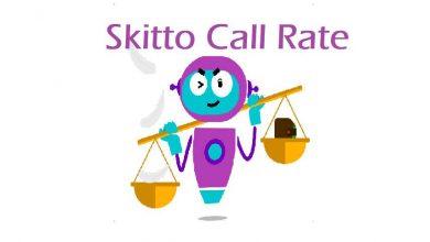 Skitto Call Rate