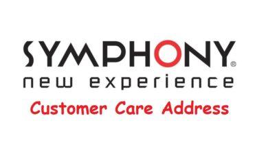 Symphony Customer Service
