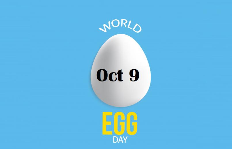 World Egg Day 9th October