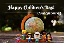 Children Day in Singapore