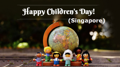 Children Day in Singapore