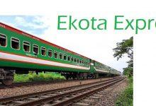 Ekota Express Train Schedule