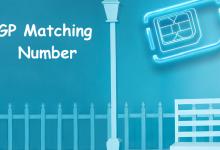 GP Matching Number