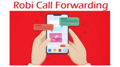 Robi Call Forwarding