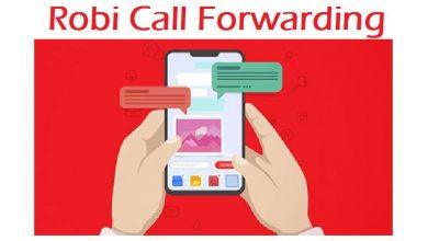 Robi Call Forwarding