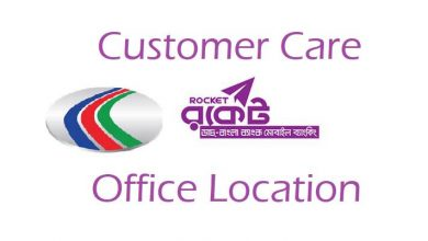 Rocket Customer Care (Office) Address