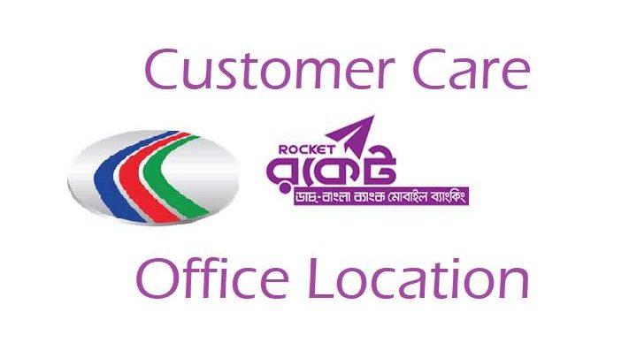 Rocket Customer Care (Office) Address