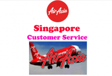 Air Asia Singapore Customer Service