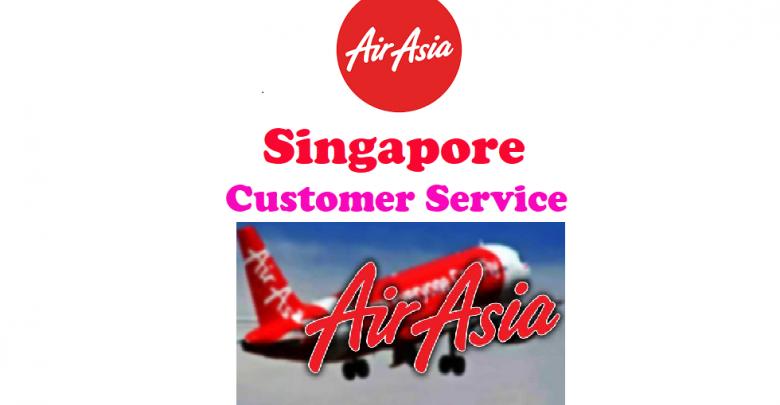 Air Asia Singapore Customer Service