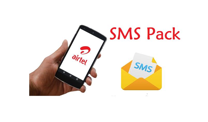 Airtel SMS Pack