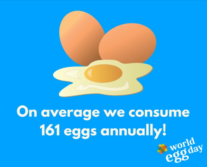 Egg Day Slogan