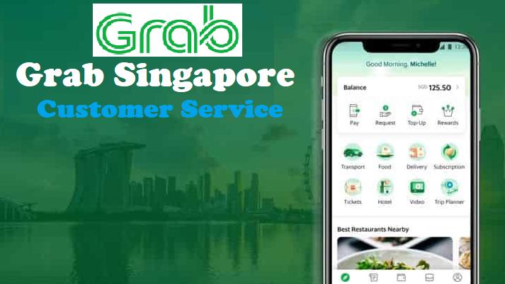 Grab Customer Service Singapore