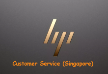 HP Customer Service Singapore