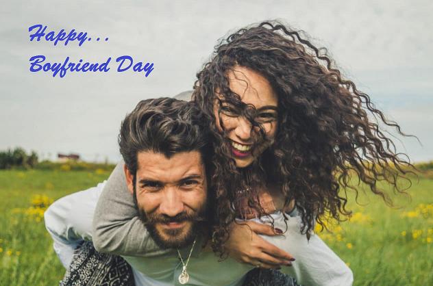 Happy Boyfriend Day