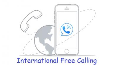 International Free Calling App