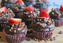 National Chocolate CupCake Day