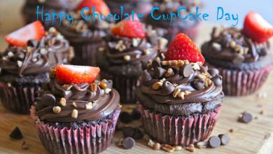 National Chocolate CupCake Day