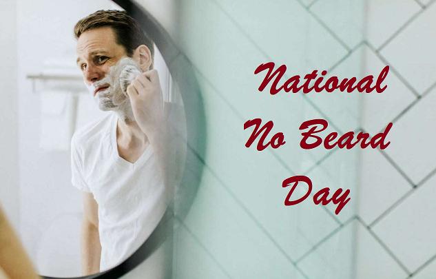 National No Beard Day