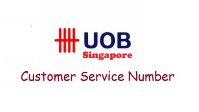 UOB Singapore Customer Service