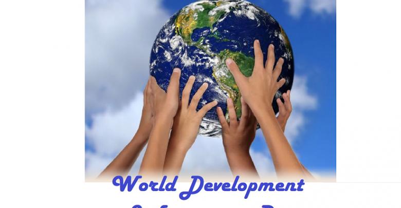World Development Information Day Images