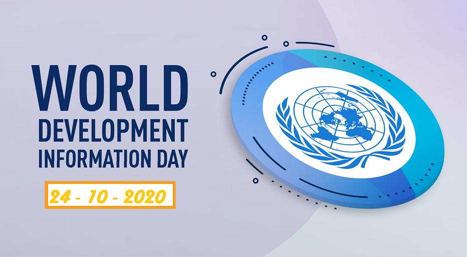 World Development information Day 2020