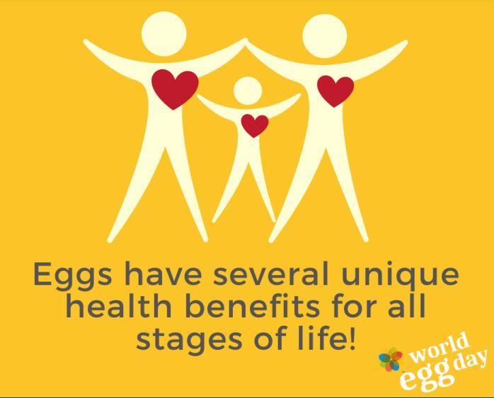 World Egg Day Celebration