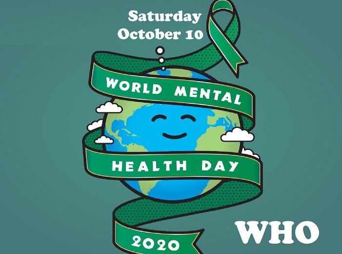 World Mental Health Day 2020 Logo Image