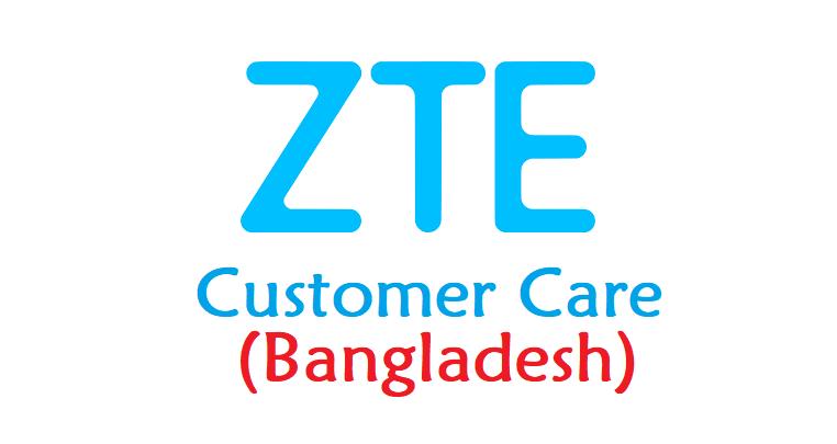 ZTE Customer Care Bangladesh