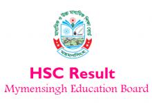 HSC Result Mymensingh Education Board
